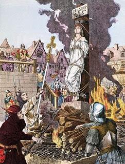 Entangled Minds: Witch burning
