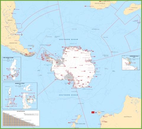 antarctica-LOCATION
