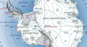 Antarctica-Map-Feature