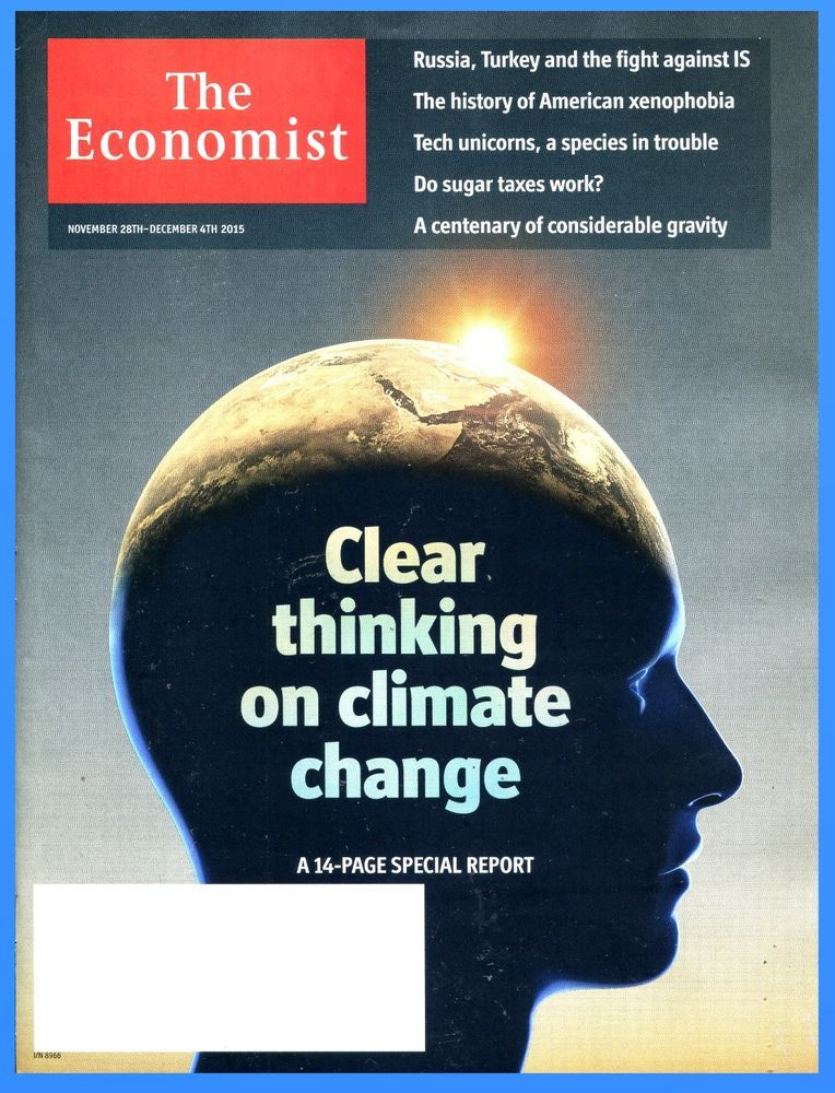 THE ECONOMIST DOES CLIMATE | Thongchai Thailand