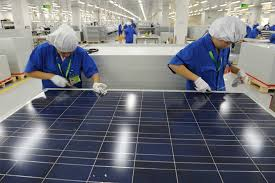 China's Solar-Panel Makers Dominate Global Exports - Caixin Global