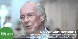 Jorgen Randers – Exclusive Speaker, The Insight Bureau