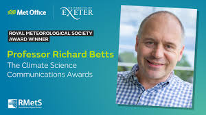 Met Office scientists receive prestigious Royal Meteorological Society  Awards | Met Office | Official Press Release