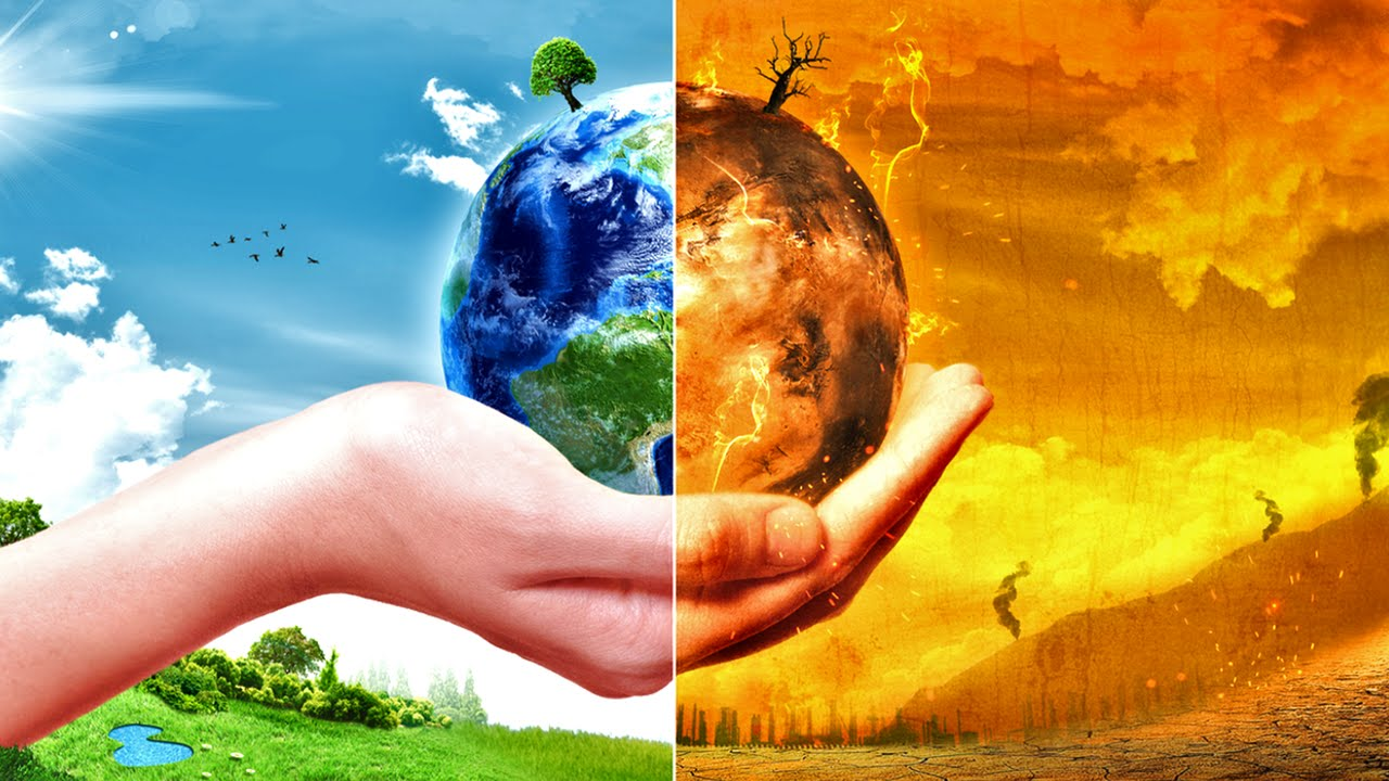 English Activities : Will or going to - The future of planet Earth -  Reading and writing exercises (short text)