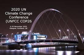 2020 UN Climate Change Conference (UNFCCC COP26)