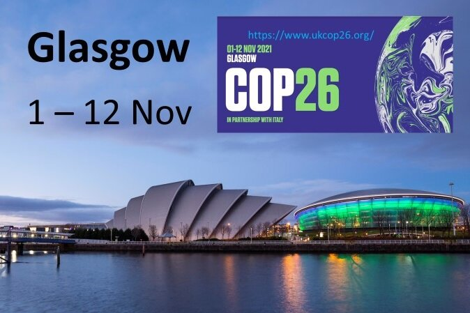COP26 at the SEC in Glasgow — BIG HIT