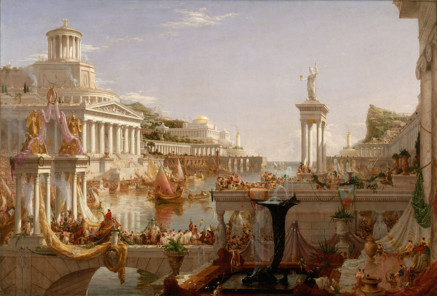 Augustine, the Roman Empire, and the Rise of Christianity — Broadway United  Church of Christ