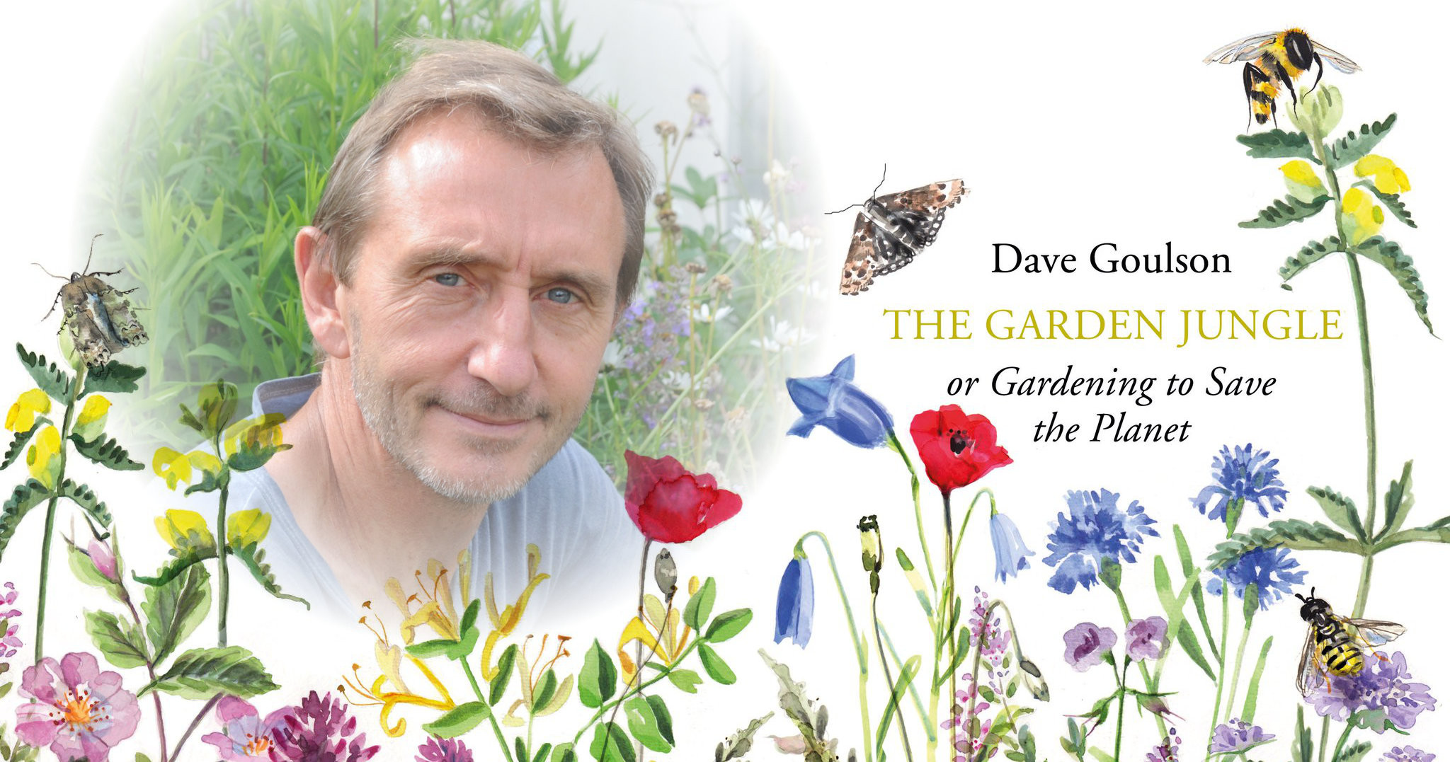 Averting the Insect Apocalypse - Dave Goulson | CNHS